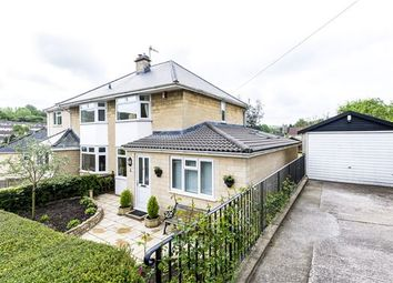 Thumbnail 3 bed semi-detached house for sale in Eagle Road, Batheaston, Somerset