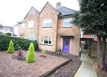 Thumbnail 1 bed flat to rent in Beauvale Drive, Ilkeston