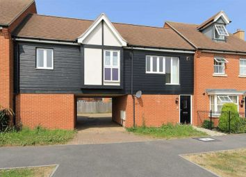 Thumbnail 2 bedroom flat to rent in Crossways, Sittingbourne