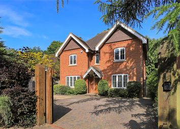 Thumbnail 5 bed detached house for sale in Otterbourne Road, Shawford, Winchester, Hampshire