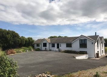 Thumbnail 4 bed detached bungalow for sale in Lhen Bridge, The Lhen, Ramsey, Isle Of Man