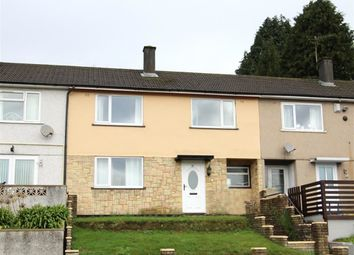 Thumbnail 3 bed terraced house for sale in Delamere Road, Austin Farm, Plymouth