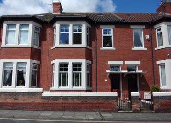 Thumbnail 5 bed terraced house for sale in Gibson Street, Newbiggin-By-The-Sea
