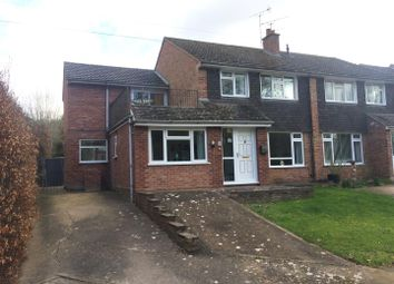 Thumbnail 4 bed semi-detached house for sale in Everard Close, Worcester
