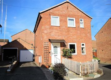 Thumbnail 3 bed detached house for sale in Mead Fields, Bridport, Dorset