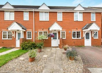 Thumbnail 2 bedroom terraced house for sale in Attleborough, Norwich, Norfolk