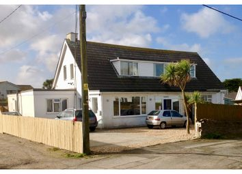 Thumbnail 10 bed detached house for sale in Trevarrian, Newquay