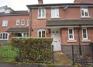 Thumbnail 2 bed terraced house for sale in Elvetham Rise, Chineham, Basingstoke