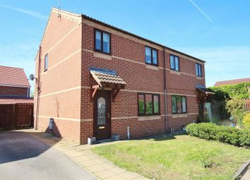3 bed semi-detached house for sale in Pinfold View, Pollington, Goole DN14