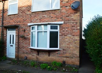 Thumbnail 3 bed semi-detached house to rent in Withcote Avenue, Leicester