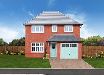 "Thumbnail 4 bedroom detached house for sale in ""Shrewsbury"" at Lightfoot Lane, Higher Bartle, Preston"