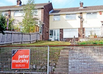 Thumbnail 3 bed terraced house for sale in Jestyn Close, Dinas Powys