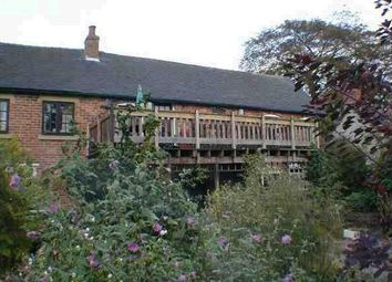 Thumbnail 3 bed barn conversion to rent in Green Road, Ashbourne