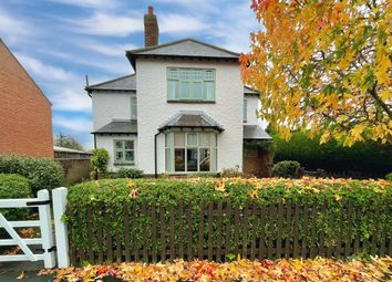 Thumbnail 4 bed detached house for sale in Barrow Road, Quorn
