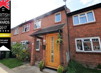 Thumbnail 2 bed maisonette for sale in Hartford Close, Rayleigh, Essex