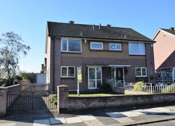 Thumbnail 3 bed semi-detached house to rent in Manor Road, Carlisle