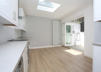 Thumbnail 3 bed terraced house to rent in Leamore Street, London