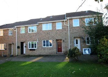 Thumbnail 3 bed terraced house to rent in Gibbons Court, Dunmow, Essex