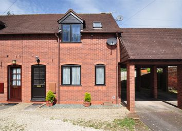 Thumbnail 2 bed end terrace house to rent in Broomhall Green, Broomhall, Worcester