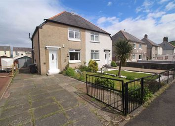 Thumbnail 2 bed semi-detached house for sale in Moffat Street, Greenock