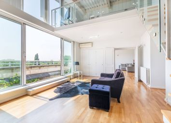 Thumbnail 3 bed flat for sale in Regatta Point, Brentford