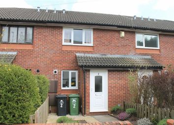 Thumbnail 2 bed terraced house for sale in Domby Close, Coleford