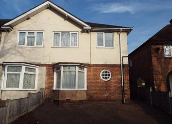 Thumbnail 3 bed end terrace house for sale in Kings Road, Kingstanding, Birmingham, West Midlands
