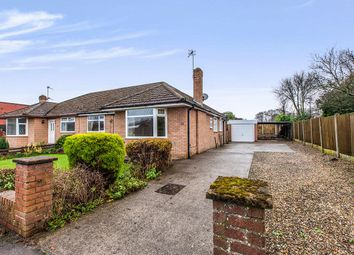Thumbnail 4 bedroom bungalow for sale in Sunnybank, Kirkham, Preston