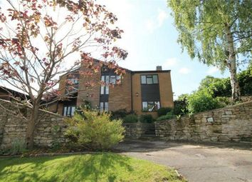 Thumbnail 4 bed detached house for sale in Church Road, Stevington, Bedford