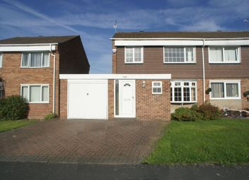 Thumbnail 3 bed semi-detached house to rent in Arleston Lane, Stenson Fields, Derby