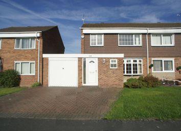Thumbnail 3 bedroom semi-detached house to rent in Arleston Lane, Stenson Fields, Derby