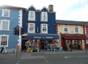 Thumbnail Commercial property for sale in 2 Bridge Street, Aberaeron, Ceredigion