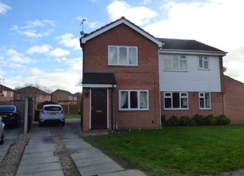 Thumbnail 2 bed semi-detached house to rent in Tewkesbury Road, Long Eaton, Nottingham