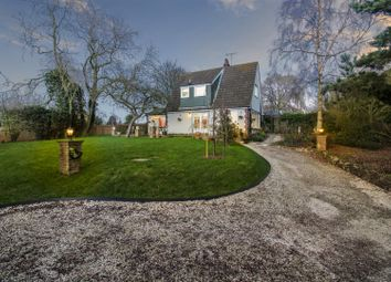 Thumbnail 3 bed detached house for sale in Foston-On-The-Wolds, Driffield