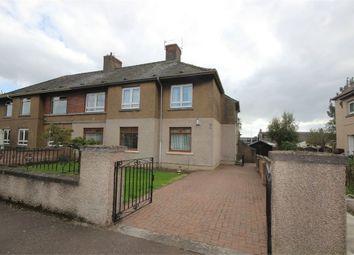 Thumbnail 3 bed flat for sale in Kirkland Gardens, Methil, Fife