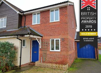 Thumbnail 3 bed end terrace house for sale in Farrow Close, Mattishall, Dereham