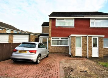 Thumbnail 2 bed semi-detached house for sale in Fairburn Close, Stockton-On-Tees