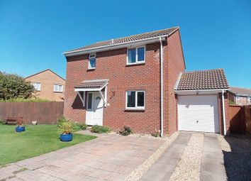 Thumbnail 3 bed detached house for sale in Samphire Close, Weymouth, Dorset