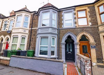 Thumbnail 4 bed terraced house to rent in Pentrebane Street, Cardiff