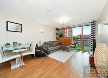 Thumbnail 1 bed flat for sale in Donnington Court, Donnington Road, Willesden, London