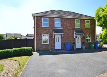 Thumbnail 2 bed end terrace house to rent in Wadham Place, Sittingbourne