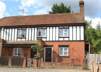 Thumbnail 2 bed terraced house for sale in Brookside, Ewhurst Road, Cranleigh