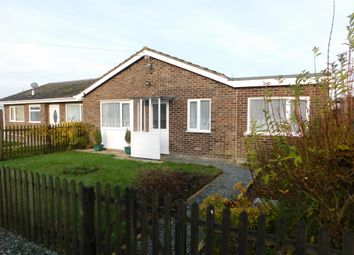 Thumbnail 3 bed semi-detached bungalow for sale in Elm Way, Bacton, Stowmarket