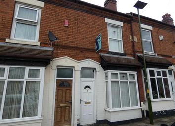 Thumbnail 2 bedroom terraced house for sale in Hay Road, Yardley, Birmingham
