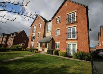 Thumbnail 2 bed flat for sale in Fairhills Road, Irlam, Manchester