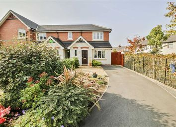 Thumbnail 2 bed mews house for sale in Deighton Road, Chorley, Lancashire