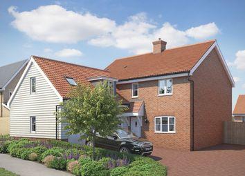 4 bed detached house for sale in The Lulworth At St Michael's Hurst, Barker Close, Bishop'S Stortford, Hertfordshire CM23
