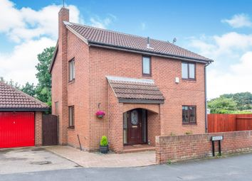 Thumbnail 4 bed detached house for sale in Parkway, Armthorpe, Doncaster