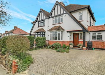 Exford Avenue, Westcliff-On-Sea SS0. 3 bed semi-detached house for sale