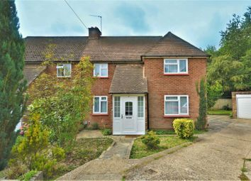 Popes Close, Amersham HP6. 3 bed semi-detached house